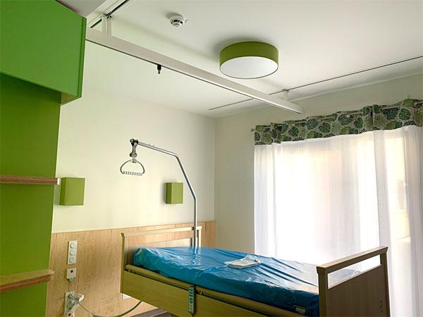 Aménagement chambre EHPAD La Gacilly